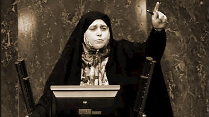 پروانه سلحشوری، عضو قبلی مجلس ارتجاع