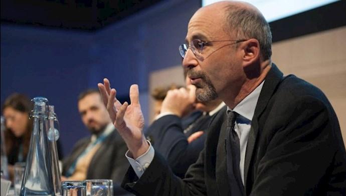 رابرت مالی نماینده ویژه امور ایران در دولت بایدن