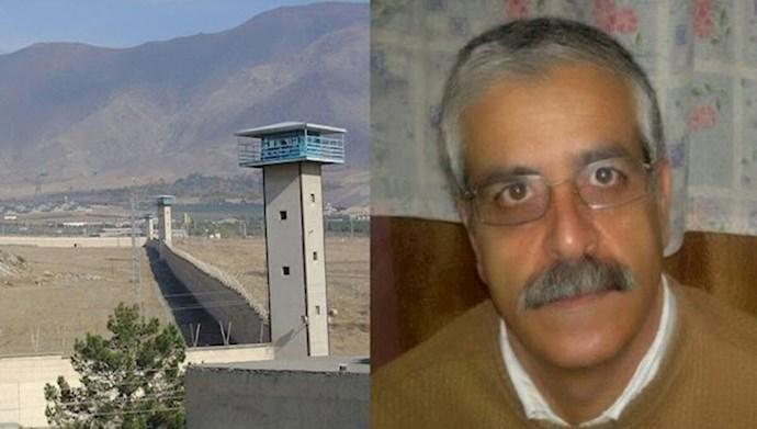 زندانی سیاسی ابوالقاسم فولادوند از زندان گوهردشت