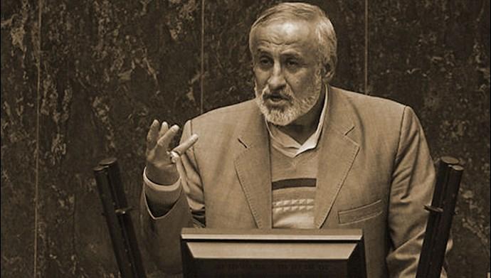 الیاس نادران رئیس کمیسیون تلفیق رژیم