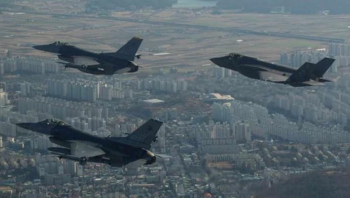 فروش جت جنگنده اف ۳۵ به امارات متحده