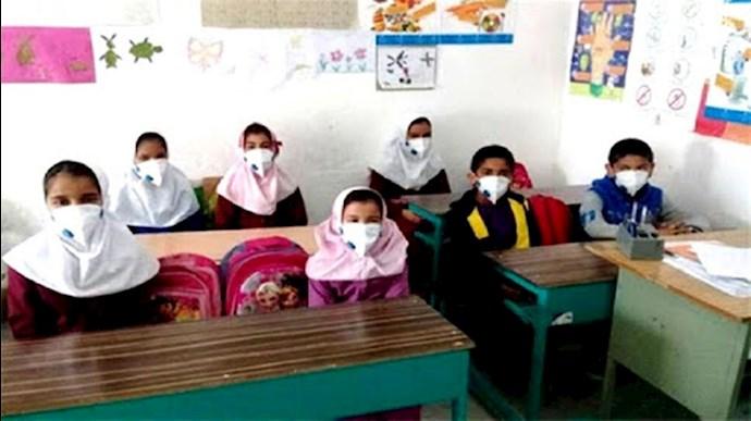 بازگشایی مدارس در کرونا
