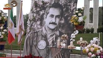 قهرمان ملی سرهنگ خلبان بهزاد معزی