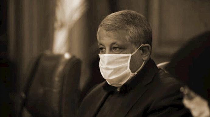 محسن هاشمی رئیس شورای قلابی شهر تهران