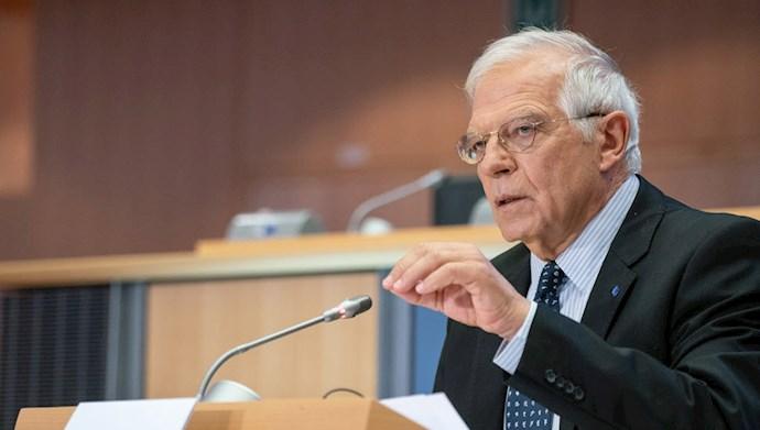 جوزپ بورل رئیس سیاست خارجی اتحادیه اروپا