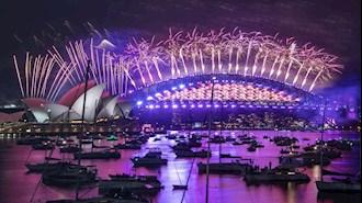 جشن سال نومیلادی در نیوزیلند