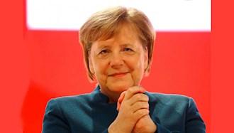 آنگلا مرکل صدراعظم آلمان