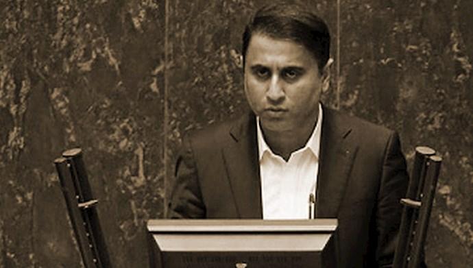 معینالدین سعیدی عضو مجلس ارتجاع