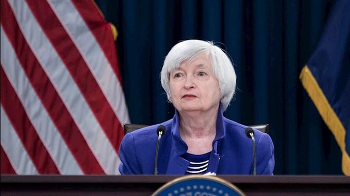جنت یلن نامزد پیشنهادی جو بایدن رئیسجمهور آمریکا برای تصدی پست وزارت خزانهداری