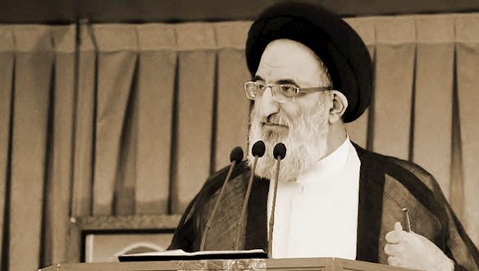 آخوند حسینی همدانی امام جمعه خامنهای