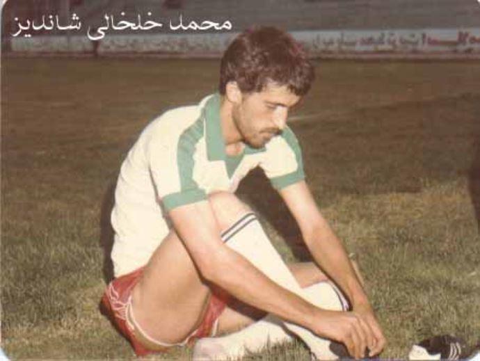 -مجاهد شهید محمد خلخالی شاندیز