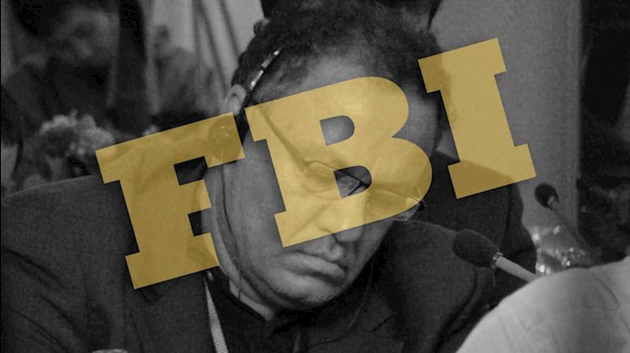 کاوه لطفالله افراسیابی  مامور مخفی دستگیر شده توسط اف بی آی
