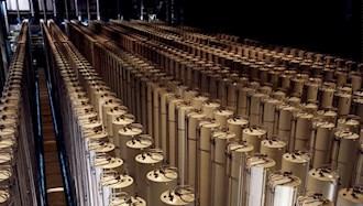 تولید اورانیوم - عکس از آرشیو