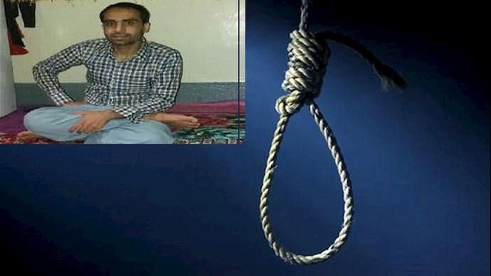 اعدام مهران نارویی زندانی بلوچ