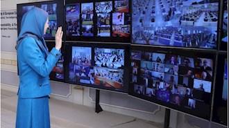 کنفرانس جهانی همزمان با اعلام حکم دادگاه آنتورپ