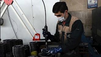 کارگران کارد به استخوان رسیده در ایران - عکس از آرشیو