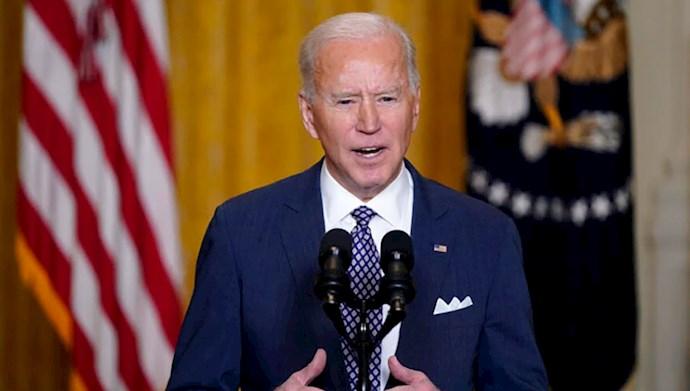 جو بایدن رئیس جمهور آمریکا درکنفرانس امنیتی مونیخ