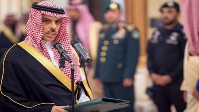 وزیر خارجه عربستان
