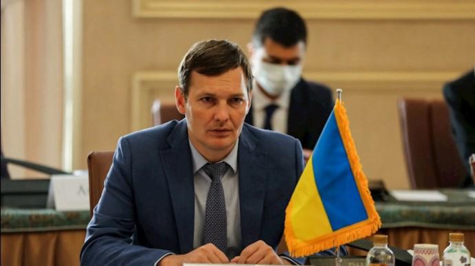 معاون وزیر خارجه اوکراین