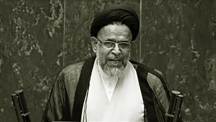 محمود علوی وزیر  بدنام اطلاعات کابینه آخوند روحانی