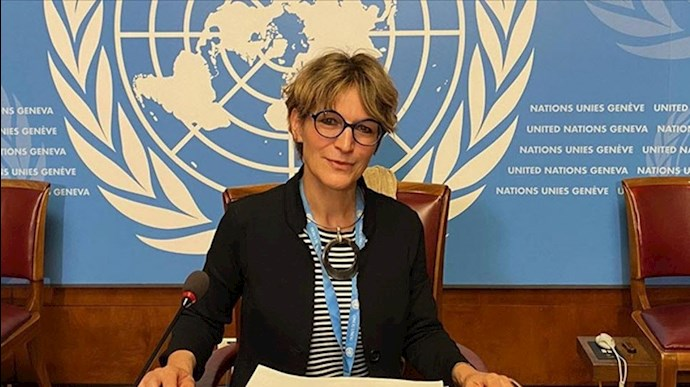 آگنس کالامار، گزارشگر ویژه سازمان ملل در مورد اعدام فرا قانونی، سریع و خودسرانه
