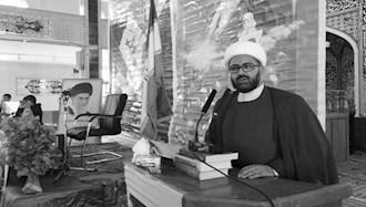 آخوند محمد تقیزاده امام جمعهبازار رژیم در کامفیروز