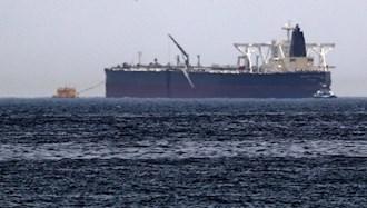 نفتکش در خلیج فارس - آرشیو