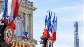 وزارت خارجه فرانسه در پاریس