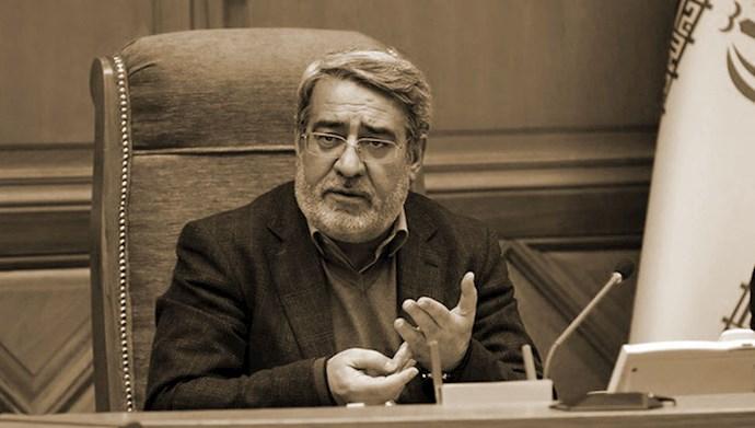 رحمانی فضلی وزیر کشور دولت روحانی