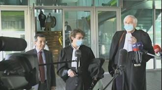 دادگاه اسدالله اسدی دیپلمات تروریست رژیم اخوندی