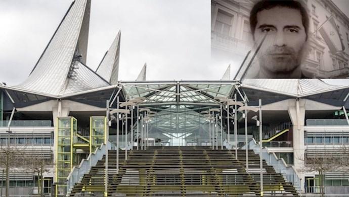 دادگاه آنتورپ و محکومیت اسدی
