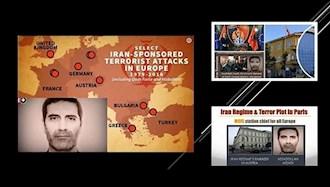 محکومیت اسدالله اسدی دیپلمات تروریست رژیم