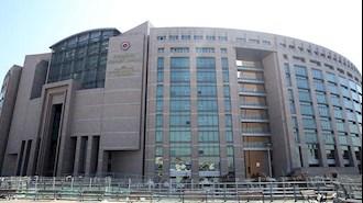 دادگاه در استانبول ترکیه