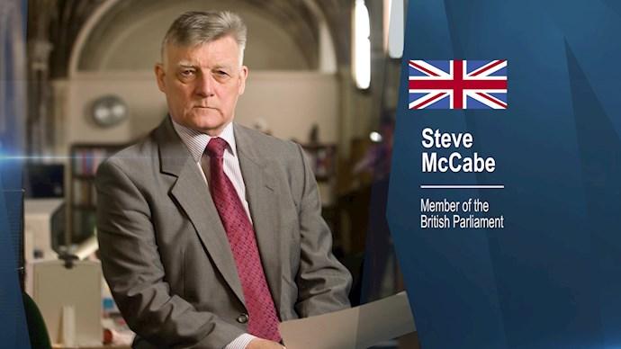 استیو مککیب نماینده پارلمان انگلستان، عضو هیات روسا در پارلمان