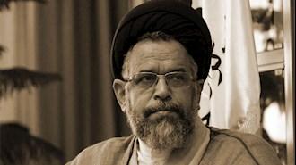 آخوند علوی وزیر اطلاعات رژیم