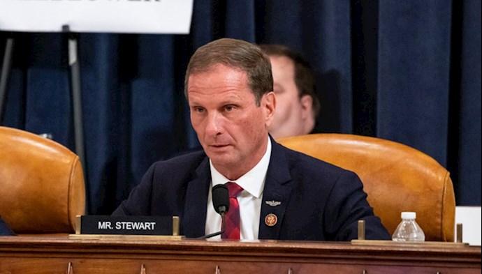 کریس استوارت نماینده کنگره آمریکا