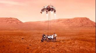 فرود مریخ نورد