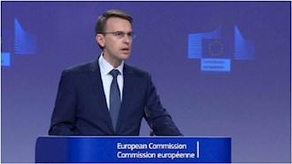 پتر استانو سخنگوی اتحادیه اروپا