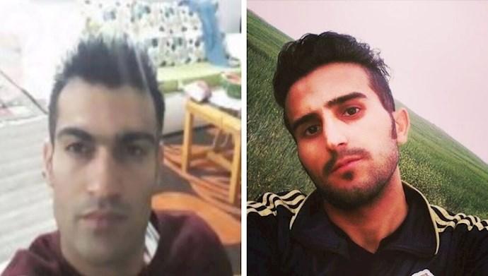 مهران قره باغی و مجید خادمی در زندان بهبهان