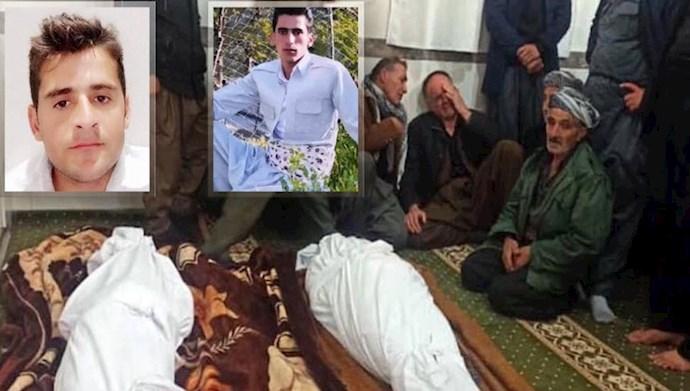 قتل دو هموطن کرد در مرز سردشت