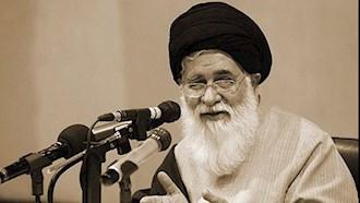 آخوند علمالهدی امام جمعه و نمایندهٔ خامنهای در مشهد