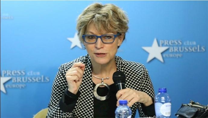 اگنس کالامار گزارشگر ویژه سازمان ملل
