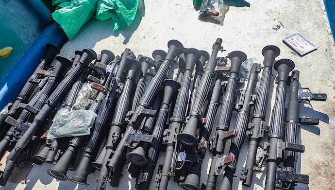 قاچاق سلاح