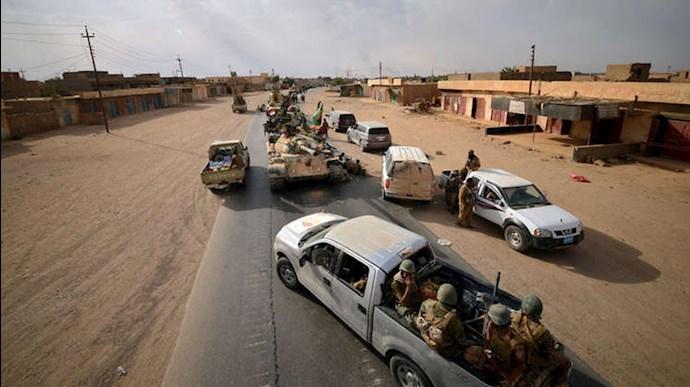 شبه نظامیان رژیم ایران در سوریه - آرشیو