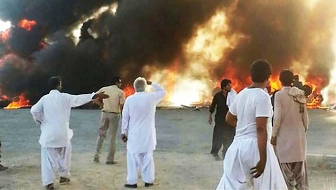 خیزش مردم سیستان و بلوچستان