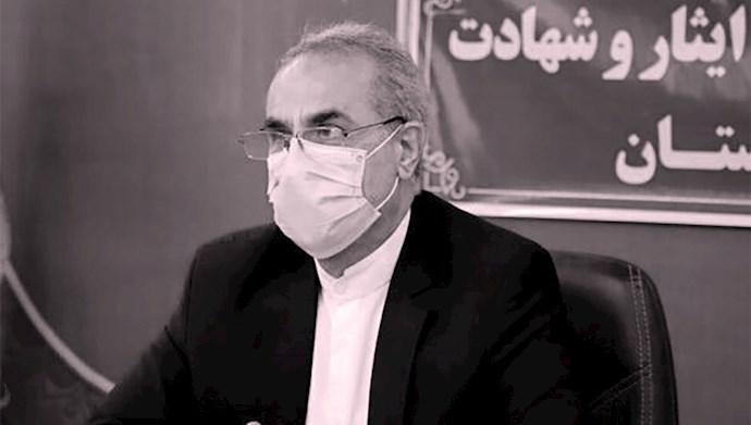 ثمینی معاون استانداری رژیم در لرستان