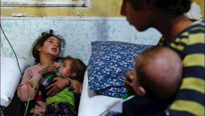 جنایات رژیم اسد در سوریه