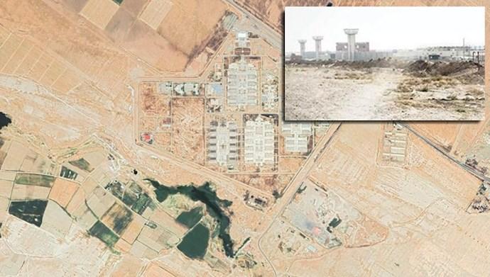 زندان تهران بزرگ - فشافویه