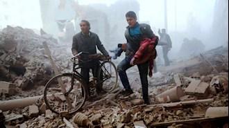 جنایات بشار اسد در سوریه