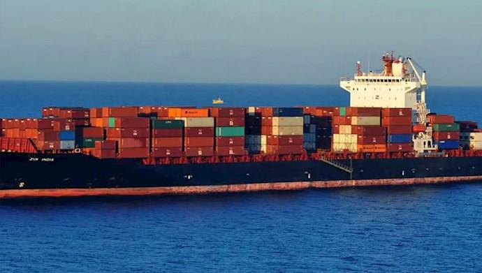 حمله موشکی به کشتی اسرائیلی در دریای عربی